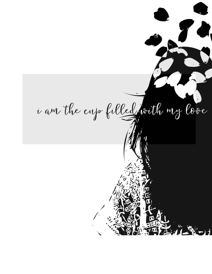 I Am the Cup Filled with My Love (Alternate)
