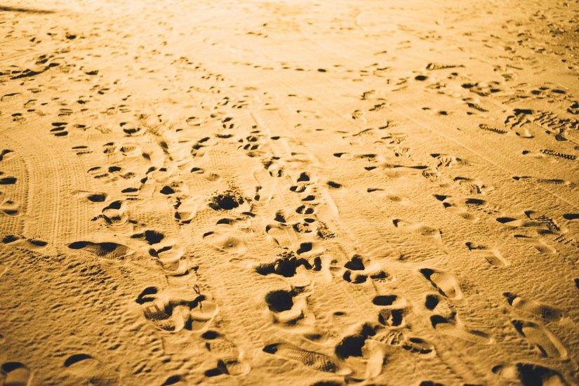 Day Twenty One: Walking InCircles